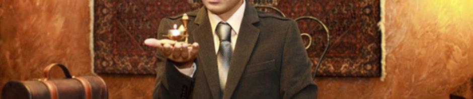 Хаял Алекперов кто он: экстрасенс или шоумен?