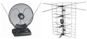 Роль комнатной антенны для качественного приема цифрового ТВ