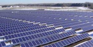 сонячні електростанції, сонячні модулі