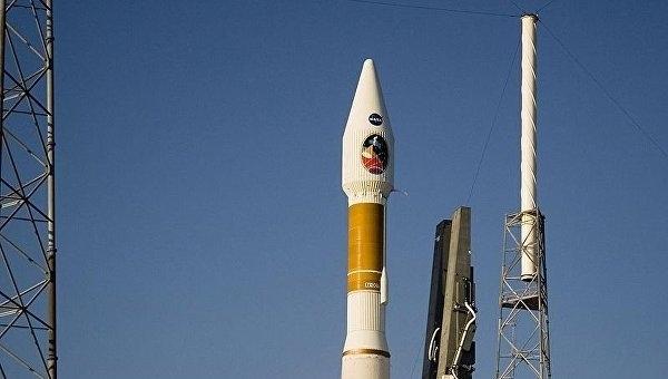 Ракета-носитель Atlas V стартовала в Калифорнии